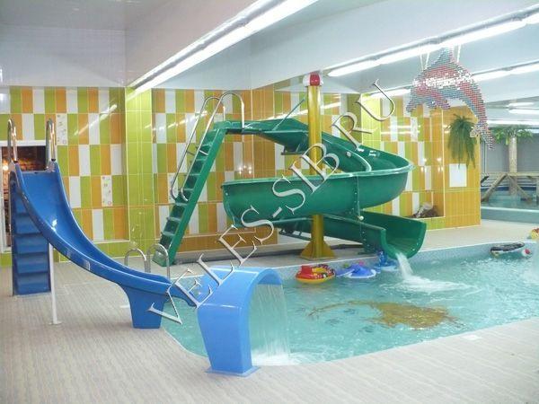 Фото томского аквапарка