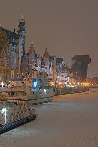 Gdańsk, Poland  - zimowo , takiej zimy w Gdańsku w tym sezonie 2014/2015 nie  ma:)