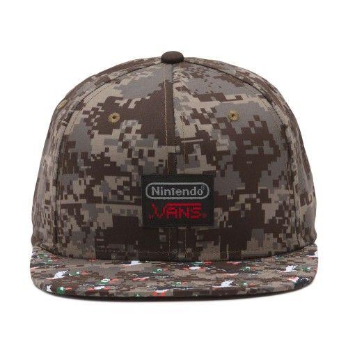 Duck Hunt Snapback Hat