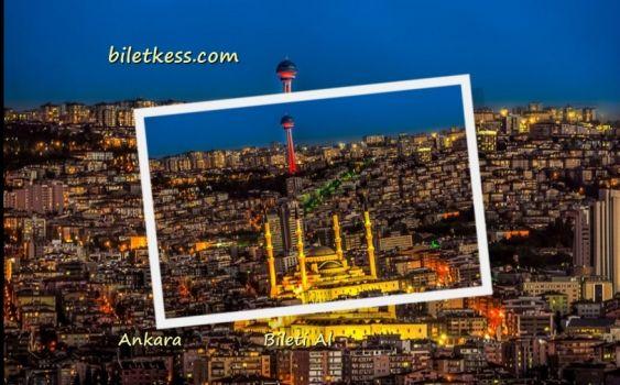 Ankara Uçak Biletleri