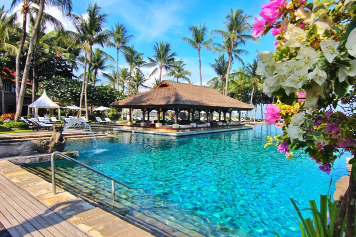 Best Resorts in Bali for Couples: Intercontinental Jimbaran