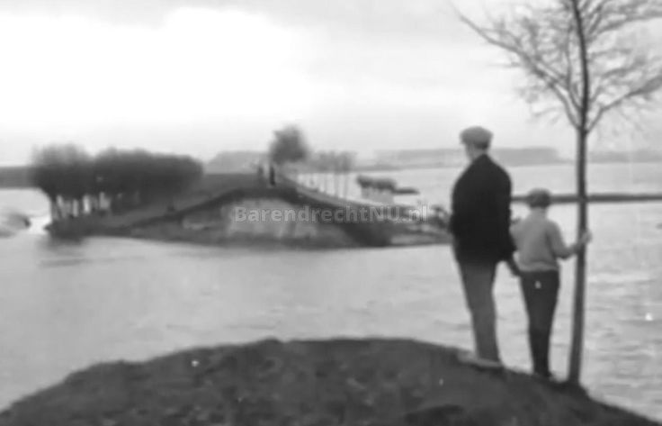 Video 1928: Overstroming Zuidpolder Barendrecht – BarendrechtNU.nl