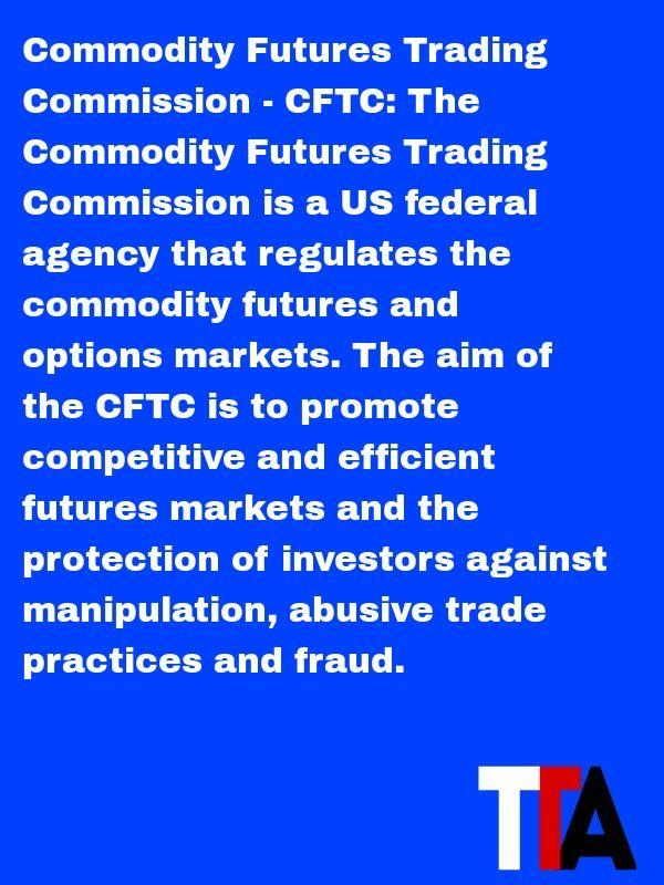 Trade options cftc