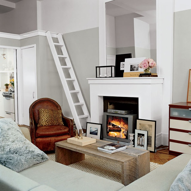 How To Decorate Small Spaces 48 best can't use your fireplace? get creative with these ideas