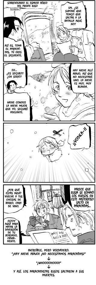 HETALIA Axis Powers manga capitulos 2 en Español Página 12
