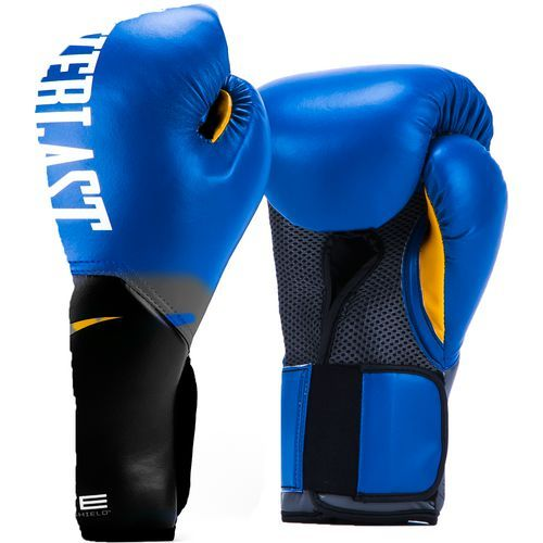 Everlast Pro Style Elite 8 oz Training Gloves Blue - Boxing And Accessories at Academy Sports