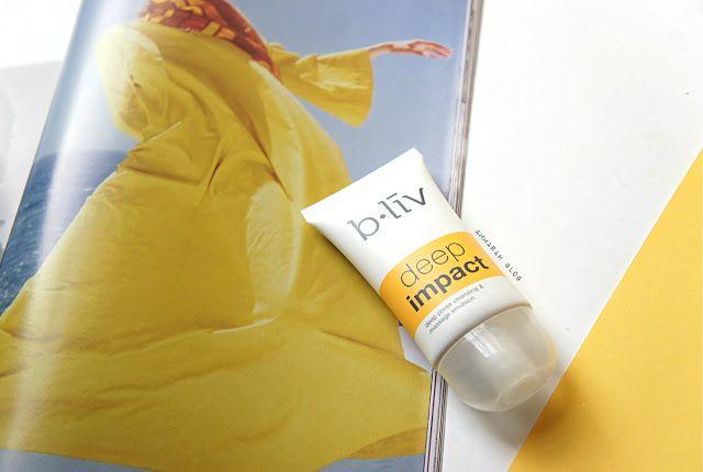 Ammarah Blog: Review : Bliv Deep Impact [Deep Pores Massage & Cleansing Emulsion]