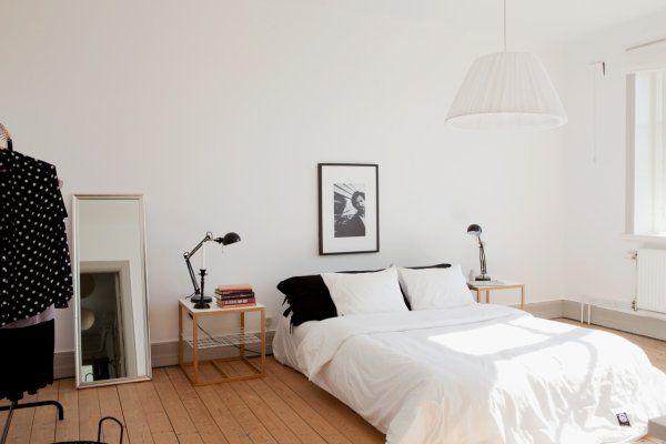 白で簡単、オシャレなミニマリストに♪部屋づくりの参考にしたい海外スナップ集 | ギャザリー