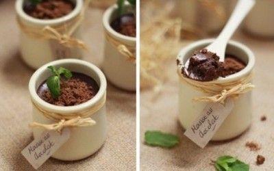 Come fare la #mousse al #cioccolato #vegan