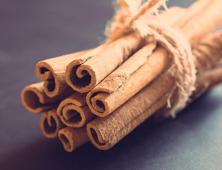Cinnamon Spices Photograph by Nadezhda Tikhaia #NadezhdaTikhaiaFineArtPhotography #ArtForHome #HomeDecor #Cinnamon #InteriorDesign #FineArtPrints