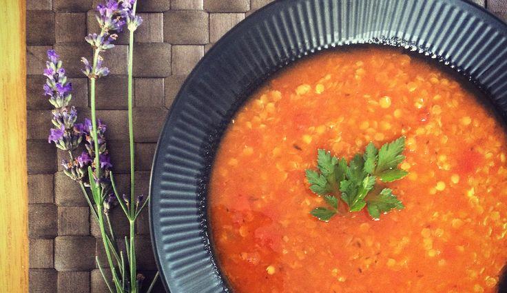 Linsesuppe med tomat og chili via http://www.carrotstick.dk