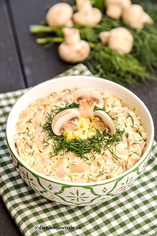 salata-ciuperci-cumaioneza-si-usturoi