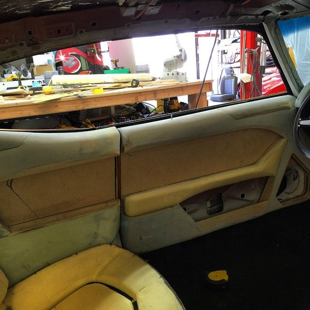 10 Best Images About Kustom Auto Interiors On Pinterest 1967 Chevelle Street Rods And Cars