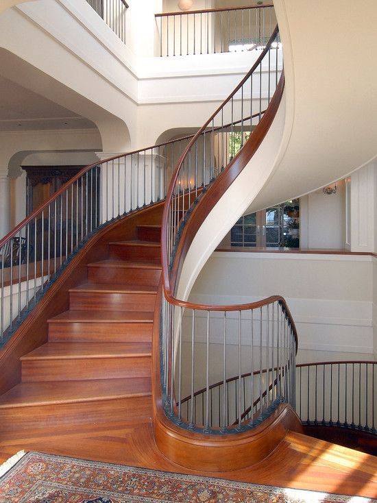 Staircase Wrought Iron Railing Design, Pictures, Remodel, Decor And Ideas    Page 7 Part 90