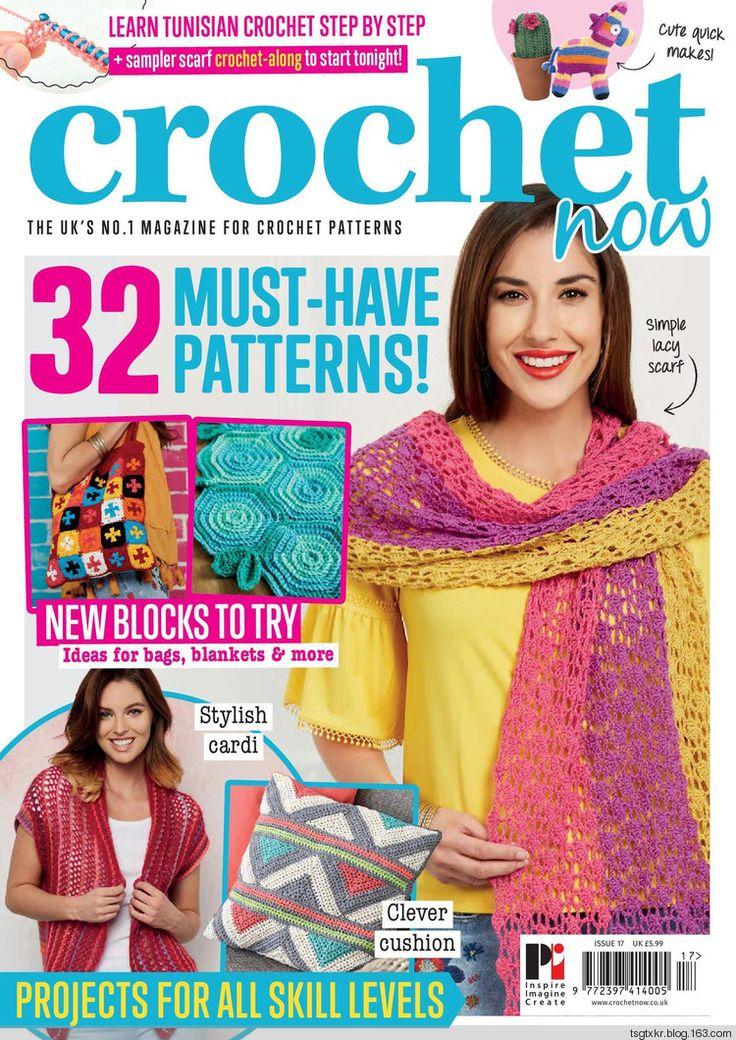 Crochet Now №17 2017 - 轻描淡写 - 轻描淡写