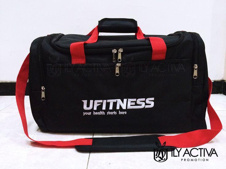 Tas Gym Travel -- Pesanan UFITNESS, Jakarta