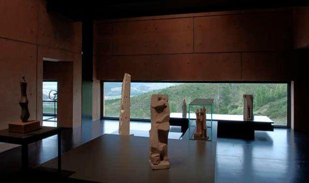 Museo Jorge Oteiza. Consulta su agenda en www.navarracultural.com