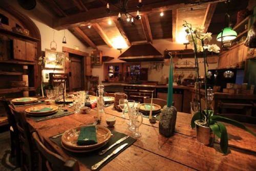 228 best restaurants interiors design images on for Les chalets de philippe chamonix