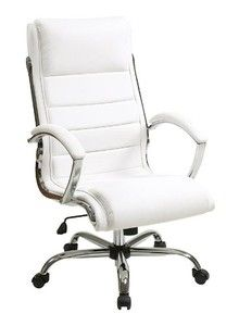 Inspired by Bassett Ellis Executive Chair, white
