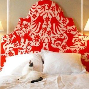 Доступный шик — красивые изголовья кровати. Часть 2 (практичность).