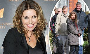 Alison King quits Coronation Street after nine years 'for creative reasons' | Daily Mail Online