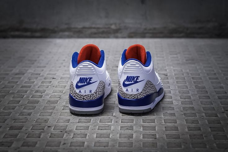 We're One Month Away From The Return Of The Air Jordan 3 True Blue