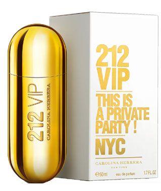 212 VIP Carolina Herrera perfume - a fragrance for women 2010