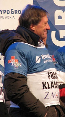 Franz Klammer and I aren't I glad I saw his downhill run of 1976...will never forget it !!