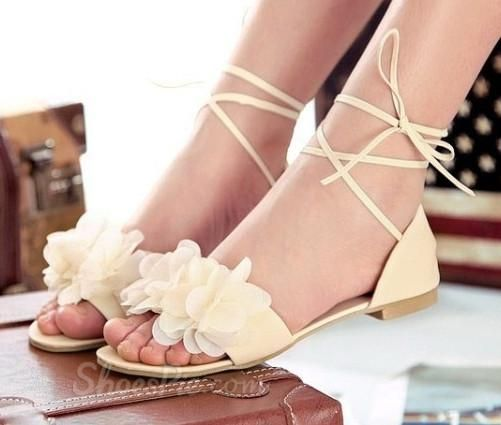 Cute Sandals Fashion Wedding Shoes Heels Trendy Tails Slippers Bridal Shoe