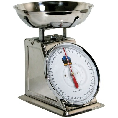 Buffalo Tools Stainless Steel Dial Scale