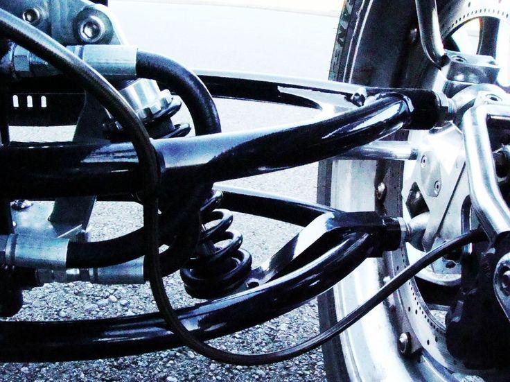 how to build a reverse trike frame