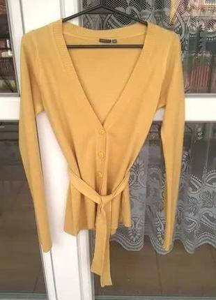 Kup mój przedmiot na #vintedpl http://www.vinted.pl/damska-odziez/kardigany/14385317-kardigan-zolty-greenpoint-idealny-na-wakacjelato
