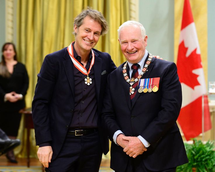 Jim Cuddy, Blue Rodeo gets a Governor General's Award!