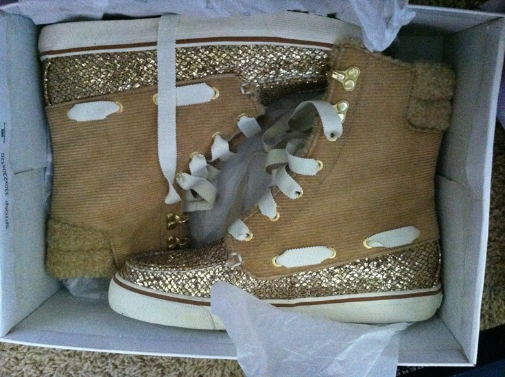 Sperry High Tops!!!