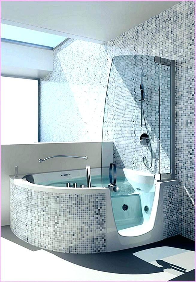 Walk In Jacuzzi Tub Shower Astonishing Tubs Cream Veneer With