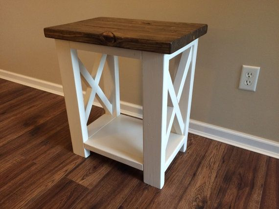 Hey, I found this really awesome Etsy listing at https://www.etsy.com/listing/254128401/rustic-end-table