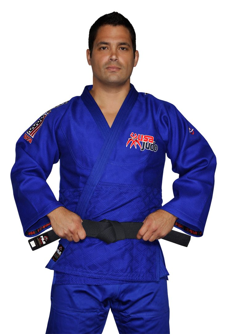 FUJI Sports USA Judo Single Weave Gi #FBUS