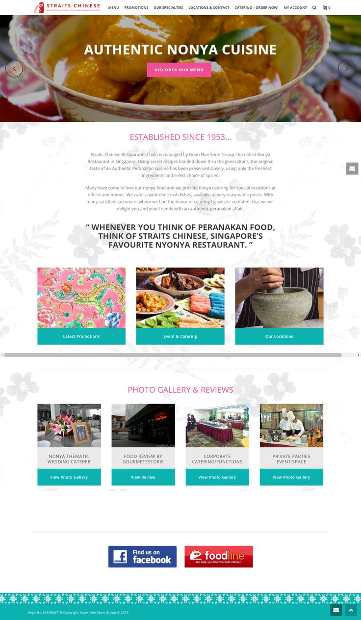 17 best Website that focus on traditional peranakan food images on ...