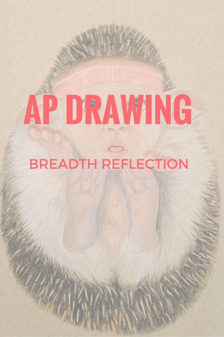 AP drawing breadth reflection guide