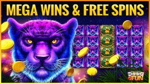 Black Leopard Slot Machine - Exotic Wins   House of Fun