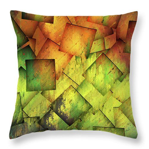 Look To The Warmth Of The Sun Contemporary Abstract Art Throw Pillow for Sale by Georgiana Romanovna https://fineartamerica.com/products/look-to-the-warmth-of-the-sun-contemporary-abstract-art-georgiana-romanovna-throw-pillow.html