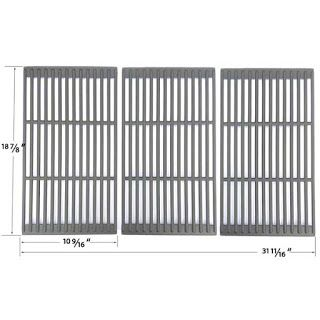 Grillpartszone- Grill Parts Store Canada - Get BBQ Parts,Grill Parts Canada: Jenn Air Cooking Grates | Replacement 3 Pack Cast ...