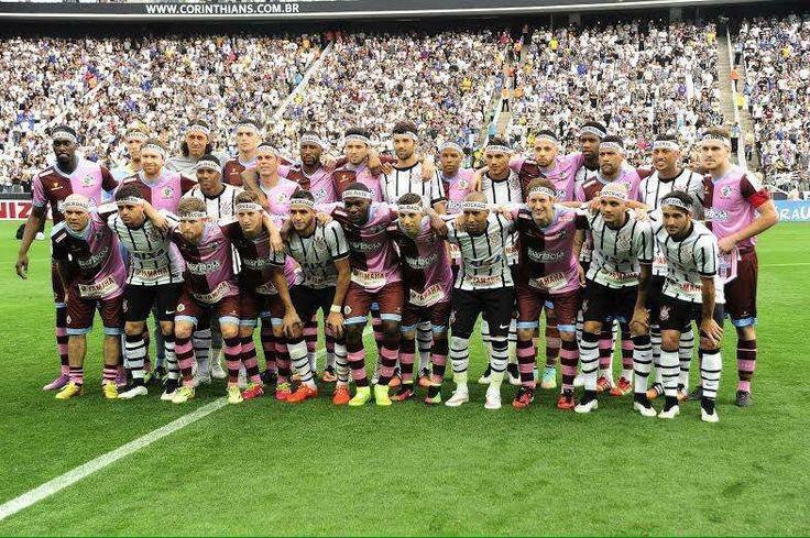 Corinthians Paulista 3x0 Corinthian Casuals