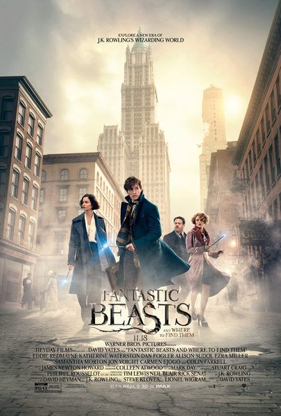 """Fantastic Beasts and Where to Find Them"" opens in 1926 as Newt Scamander has just completed a global excursion to find and document an extraordinary array of magical creatures. Arriving in New York for a brief stopover, he might have come and gone without incident… were it not for a No-Maj (American for Muggle) named Jacob, a misplaced magical case, and the escape of some of Newt's fantastic beasts, which could spell trouble for both the wizarding and No-Maj worlds."