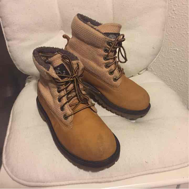 Boys timberlands size 1 - Mercari: Anyone can buy & sell