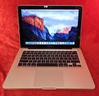 Apple MacBook Pro Laptop Notebook Early 2011 13'' A1278 2.3Ghz i5 4GB RAM 320GB