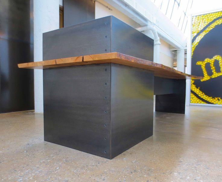 Custom Made Metal Modern Industrial Plate Steel