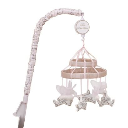 17 best images about lillian jane winchester 39 s nursery on for Princess crib mobile