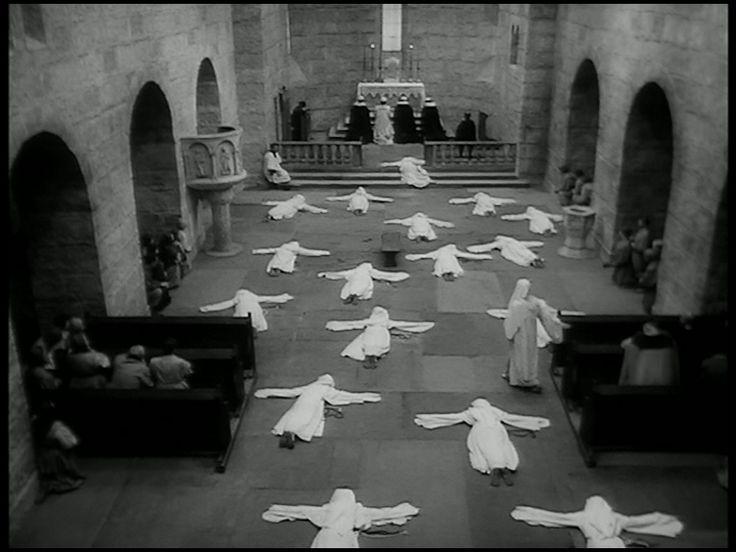 matka joanna od aniołów, 1961