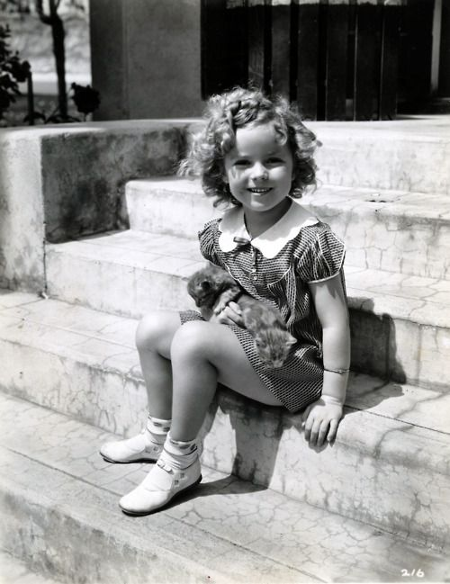 Love Shirley Temple!